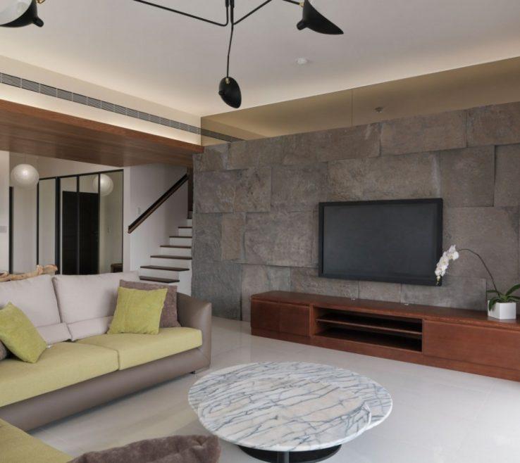 Tiles For Interior Walls Of Popular Wall Living Room Saura V