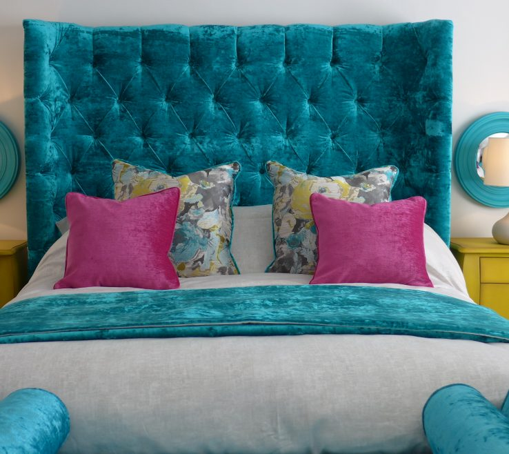 Turquoise Blue Bedroom Designs Of Style Within Bedroom Decorating Ideas