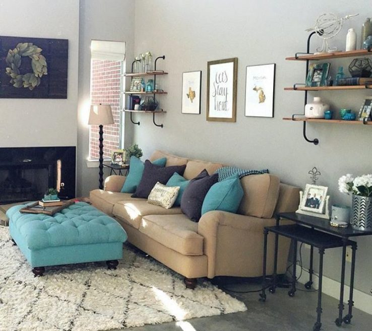 Turquoise Living Room Ideas Of Grey And Decor Unique 7 Reasons You