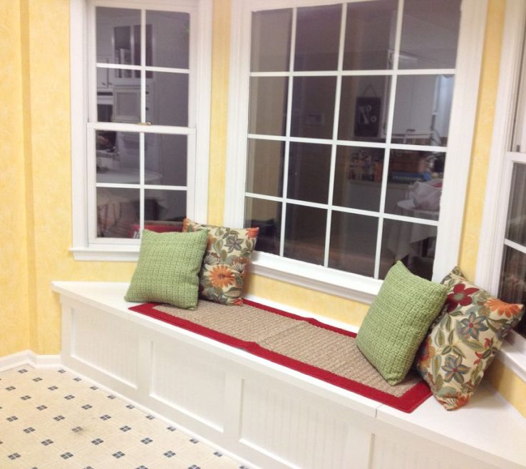Under Window Seat Storage Of Seating And Build A With Storage Steps