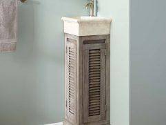 Corner Sink Vanity