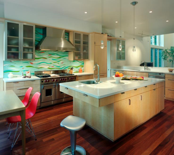 Unique Designer Kitchen Backsplash Of Beauties