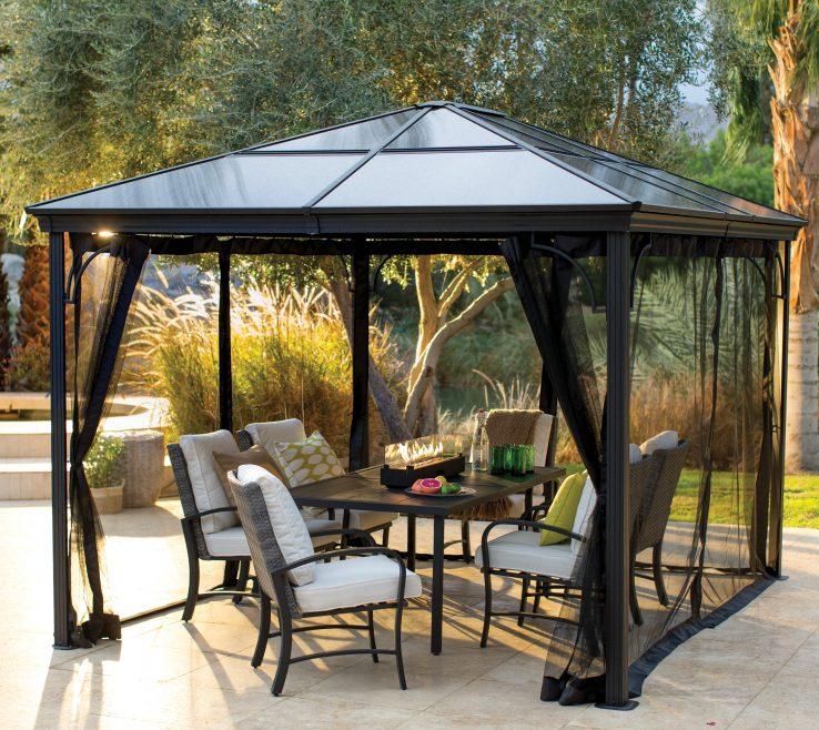 Unique Furniture For Gazebo Of Belham Living Ta 1012 Ft.