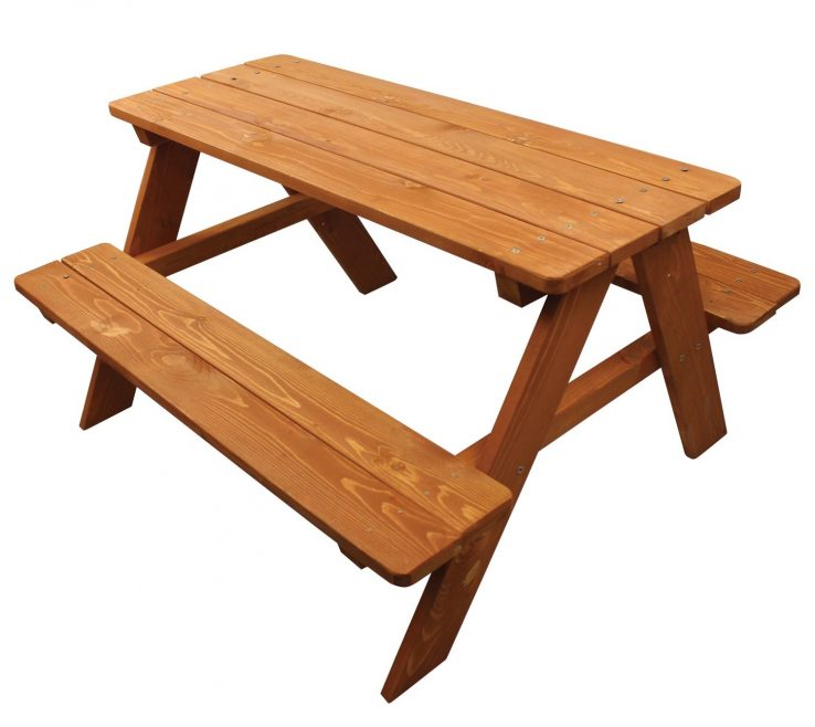 Unique Garden Bench Table Of Wood Kids Picnic Outdoor Furniture Picnic Family