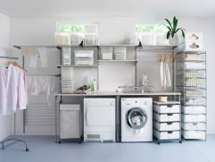 Laundry Room Organizing Ideas