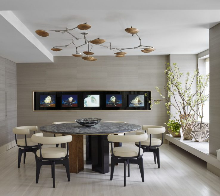 Unique Modern Dining Table Centerpieces Of Contemporary Kitchen And Room Decorating Ideas