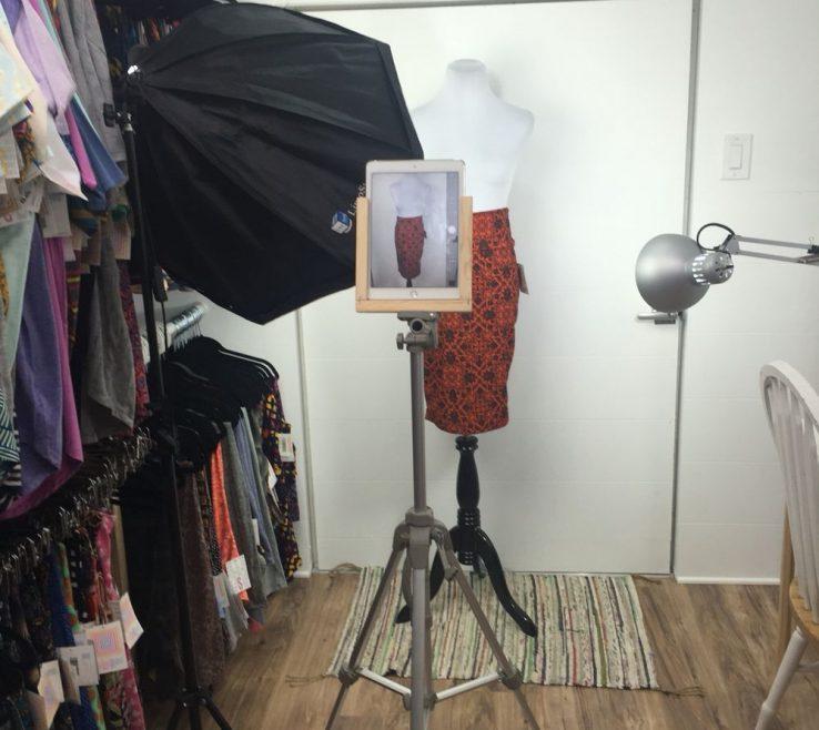 Unique Small Space Lighting Of Lularoe Photo Set Up Photography Lularoom Kit