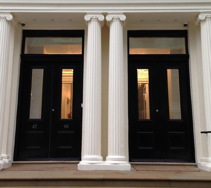 Unique Structural Pillars Of Columns/pilasters