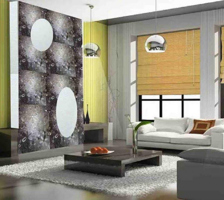 Unique Tiles For Interior Walls Of Living Room Tile Living Room Wall Design