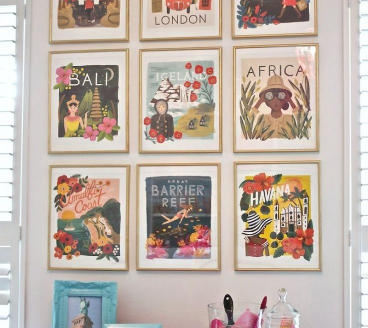 Unique Vintage Wall Decor Ideas Of Art Gallery Of Art Art Home