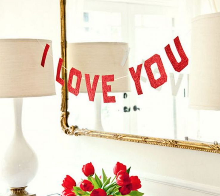 Valentine Room Decorations Of Collect This Idea Valentines Day Decor Freshome