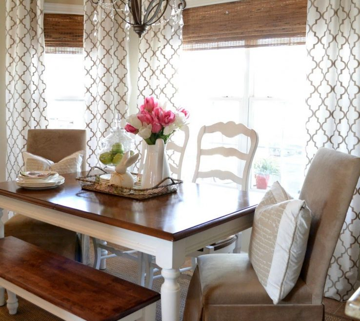 Vanity Bay Window Furniture Of Kitchen Table Bench And Window, E Table,