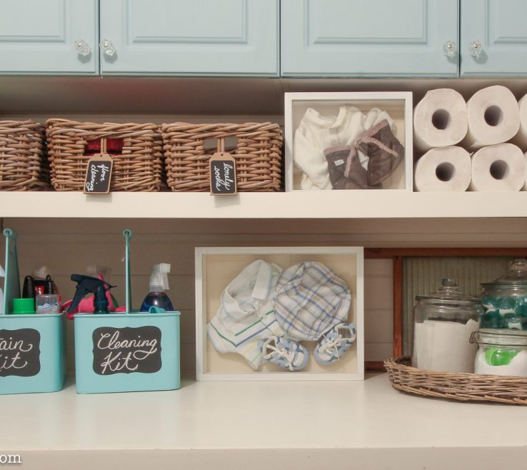 Vanity Laundry Room Organizing Ideas Of On The Shelf, Ed Three Byholma