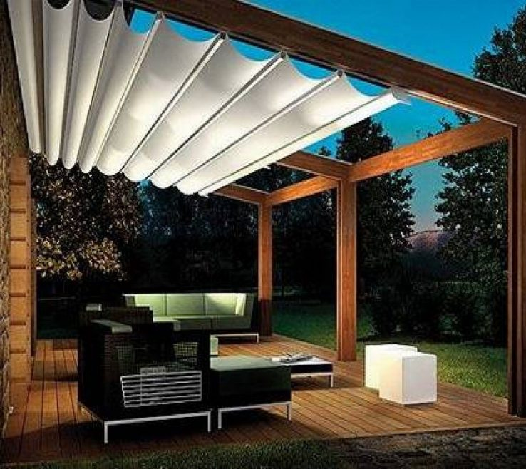 Vanity Outside Canopy Ideas Of Most Visited Featured In Wooden Patio