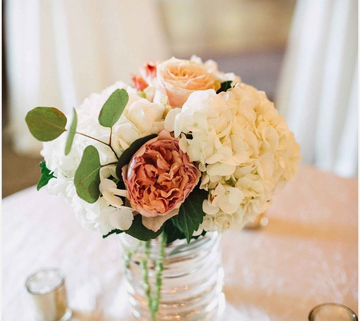Vanity Peony Flower Arrangement Ideas Of White Wedding New Hydrangea Rose Bouquet Table