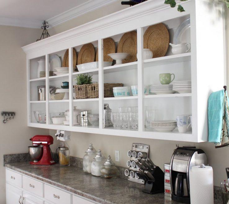Wall Mounted Kitchen Shelves Of Full Size Of Small Unit Bookshelf Shelving