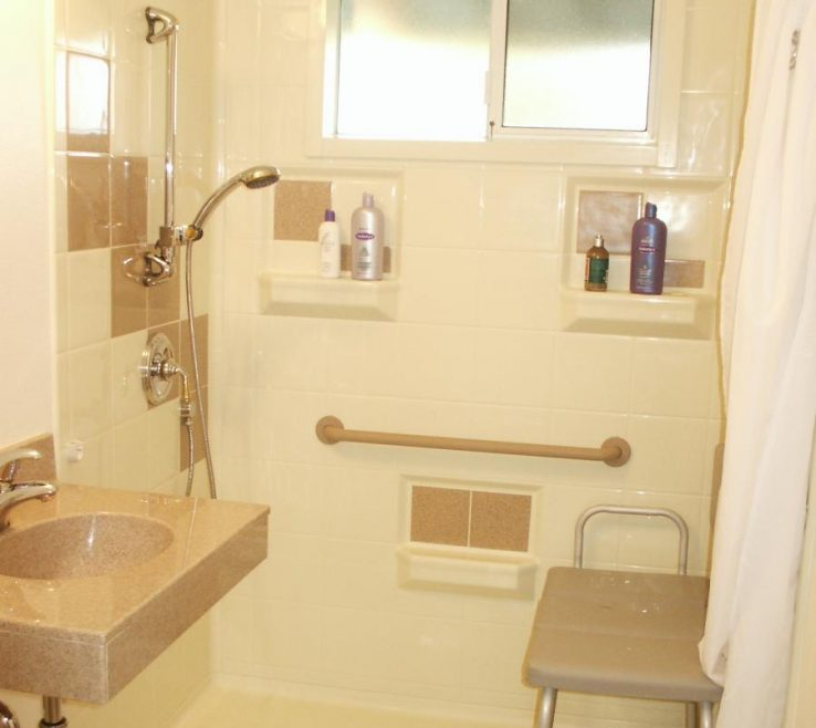 Wonderful Bathrooms For Disabled Persons Of Handicap Bathroom Design | Handicap Toilet Specifications