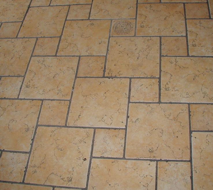 Wonderful Ceramic Tile Flooring Pictures