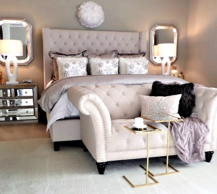Wonderful Luxury Room Decor Of Master Bedroom Tour And Tips Andamp Ideas