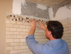 Shower Surround Tile Ideas
