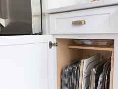 Smart Kitchen Cabinets