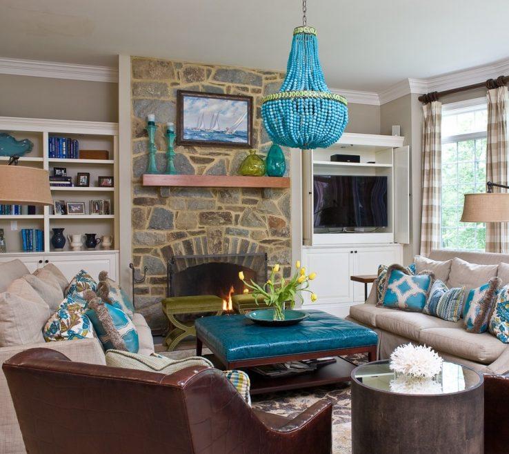 Wonderful Turquoise Living Room Ideas Of Fresh On Home Decor