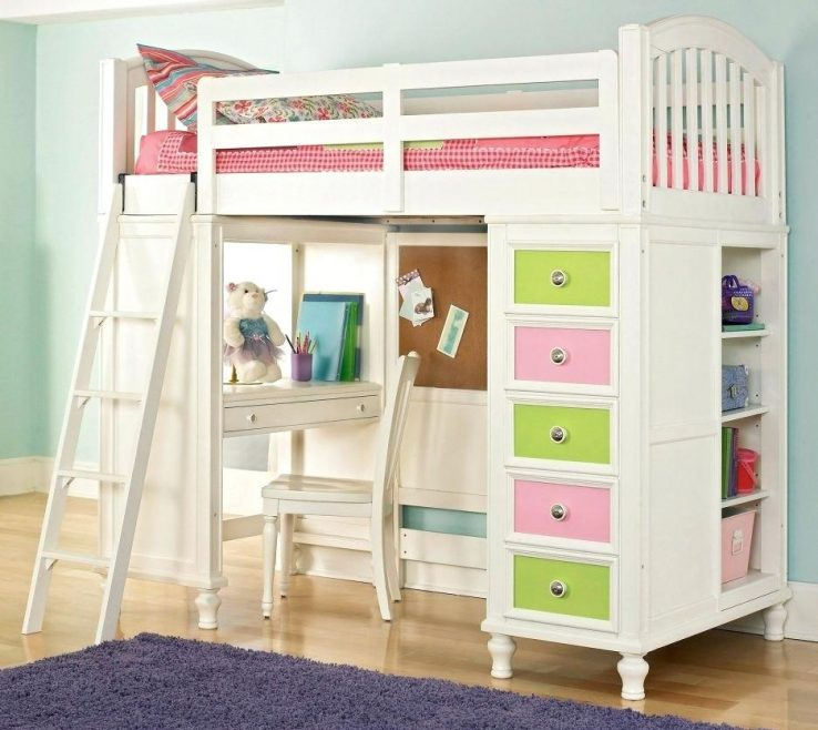 Wonderful Wall Mounted Beds Of Loft Bunk Bed With Stairs Bunk Bed