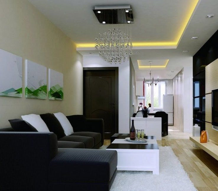 The Idea Of Making The Living Room Look More Alive
