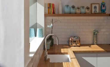 Small Kitchen With Skylights And Pinmichelle Cope On Lovely Spaces In | | Kitchen
