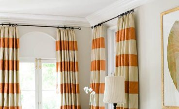Color Ideas For Special Curtains