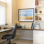Built In Home Office Designs Bowldert impressive Built In Home Office Ideas