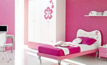 Photo Of Bedroom Furniture To Decorate Your Little Girl