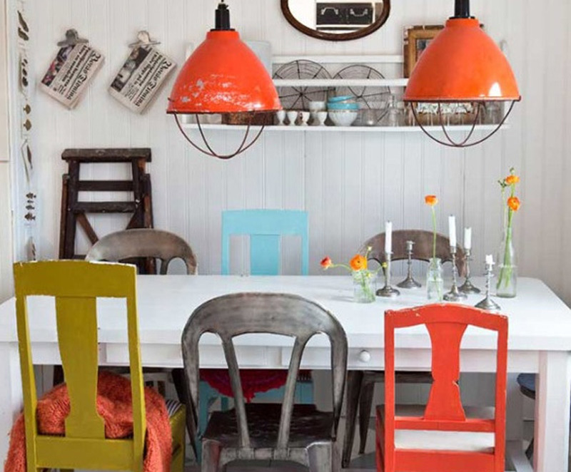 Photo Of Think About This Idea Before Decorating The Dining Room