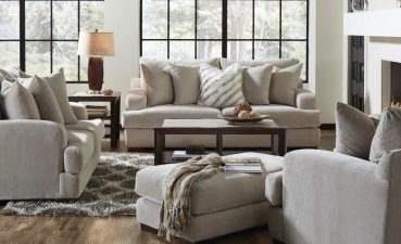 Photo Of House With Cream Color Furniture