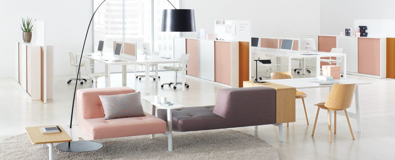 Photo Of Modern Style Of Modular Office Furniture