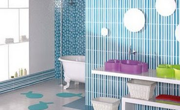 Blue Bathroom Ideas Pinterest Unique 23 Unique And Colorful Kids Bathroom Ideas Furniture And Other
