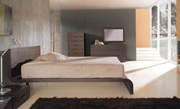 Photo Of Bedroom With Modern Bed Furniture