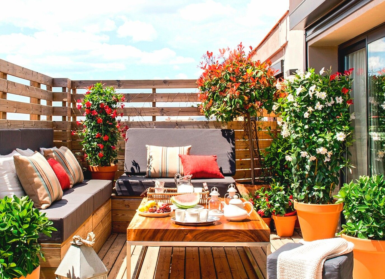 Photo Of Decorating Your Patio Into An Outdoor Room
