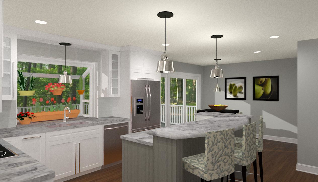 Photo Of Kitchen Remodeling As You Wish Today