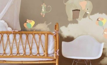 Photo Of Choosing Wallpapers For Baby Rooms