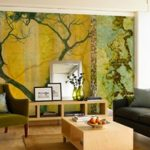 Photo-Of-Decoration-With-Design-Of-Living-Room-Wallpaper-For-Walls