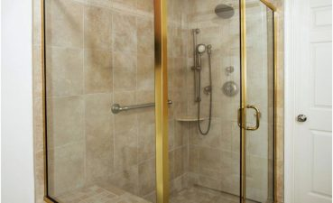 Photo Of Shower Enclosure Part Of The Design Decoration For The Bathroom