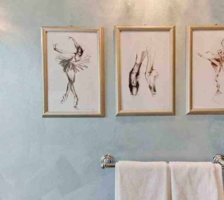 Adorable Art In Bathroom Of Diy Wall Decor Diy Wall
