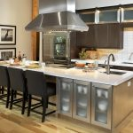 Adorable Kitchen Island With Sink Of Fair Large Islands Seating And Storage