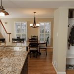 Adorable Opening A Load Bearing Wall Between Kitchen And Living Room Of Island Boot Closet Dining Area