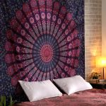 Alluring Bedroom Wall Tapestry Of Lovely Decor Ing Hangings