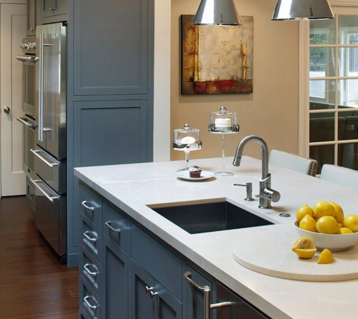 Alluring Galley Kitchen Ideas Of Beautiful Small