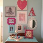 Remarkable Girls Bedroom Wall Decor Of Paint Designs Painting Ideas Stunning Acnn