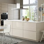 Alluring Ikea Kitchens Of A Large Kitchen Diner In Light