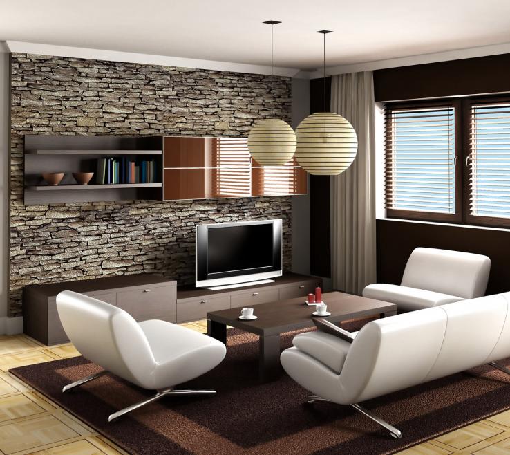 Alluring Interior Design For Living Room Of Bedroom Design Designers